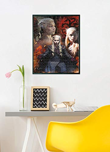 Clementoni Game Of Thrones 250 Pezzi Puzzle Adulti Made In Italy Multicolore 29057 0 2