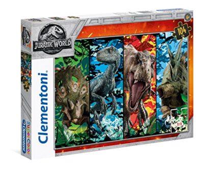 Clementoni Jurassic World Puzzle Multicolore 27099 0