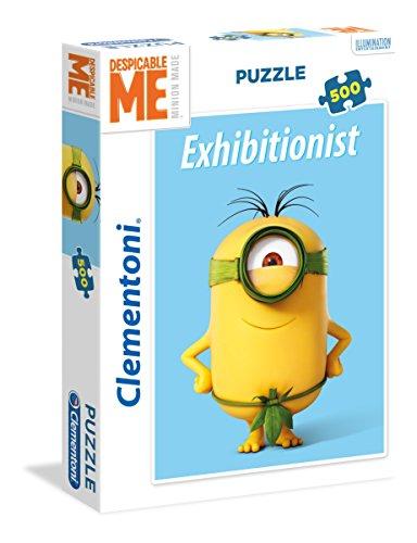 Clementoni Minions 2 High Quality Collection Puzzle 500 Pezzi 35031 0