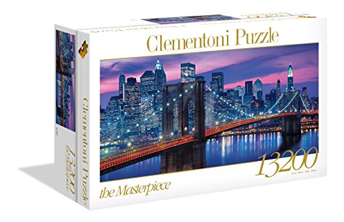 Clementoni New York High Quality Collection Puzzle 13200 Pezzi 38009 0