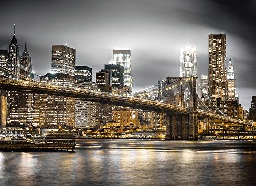 Clementoni New York Skyline Puzzle 100 Pezzi Multicolore 1000 39366 0 0