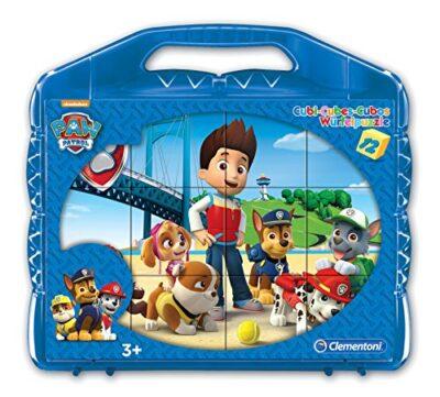 Clementoni Paw Patrol Puzzle Cubi 12 Pezzi 41180 0