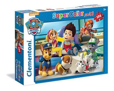 Clementoni Paw Patrol Puzzle Multicolore 104 Pezzi 23970 0