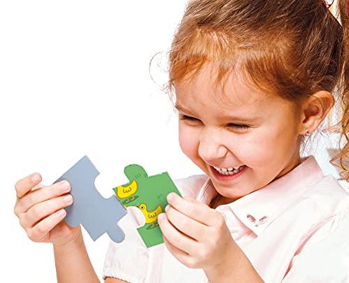 Clementoni Peppa Pig Supercolor Puzzle 24 Pezzi 24028 0 2