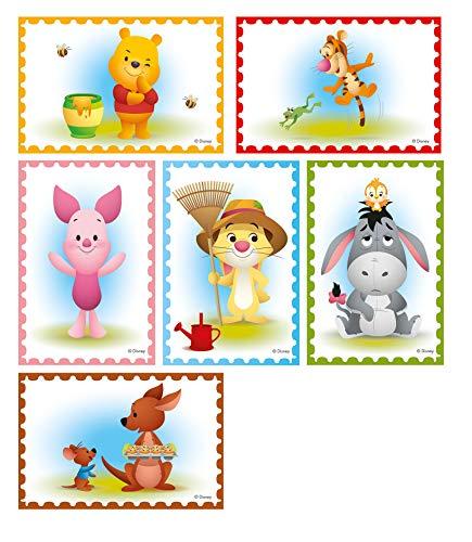 Clementoni Play For Future Disney Winnie The Pooh Puzzle Cubi 6 Pezzi Multicolore 44001 0 0