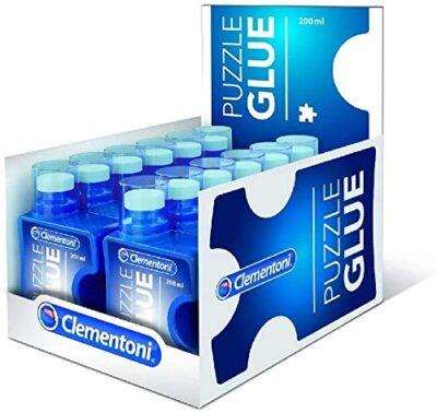 Clementoni Puzzle Glue Colla Multicolore 37000 0