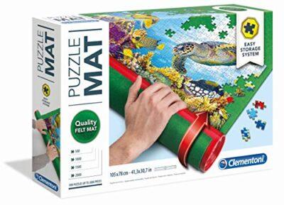 Clementoni Puzzlerolle Tappeto Per Puzzle Multicolore 30229 0