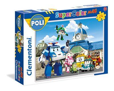 Clementoni Robocar Supercolor Puzzle 24 Pezzi 24494 0