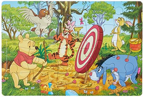 Clementoni Supercolor Puzzle Winnie The Pooh Multicolore 24516 0 0