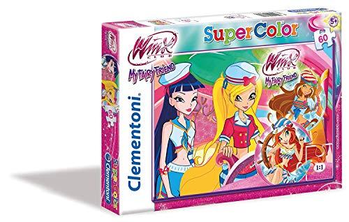 Clementoni Supercolor Puzzle Winx Multicolore 26589 0
