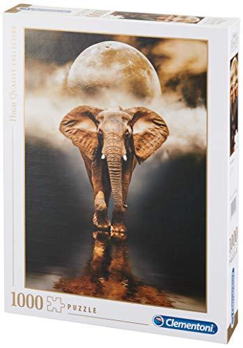 Clementoni The Elephant Puzzle 1000 Pezzi Multicolore 39416 0