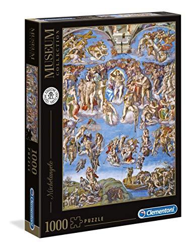 Clementoni Vatican Puzzle Michelangelo Giudizio Universale Multicolore 39497 0