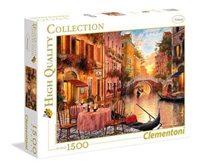 Clementoni Venezia High Quality Collection Puzzle Multicolore 1500 Pezzi 31668 0