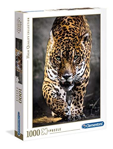 Clementoni Wildlife Puzzle 100 Pezzi Multicolore 1000 39326 0