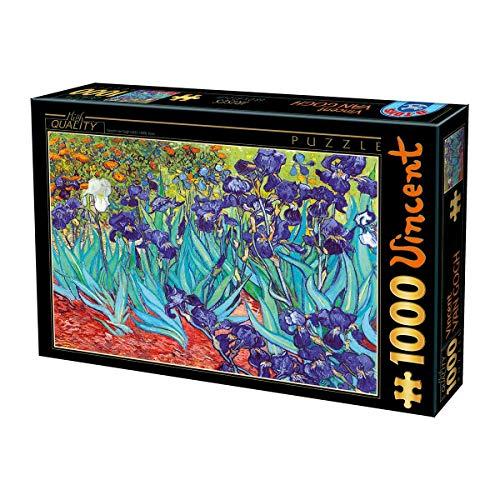 D Toys 10 Puzzle Vincent Van Gogh 1000 Pezzi Giochi E Puzzle 0