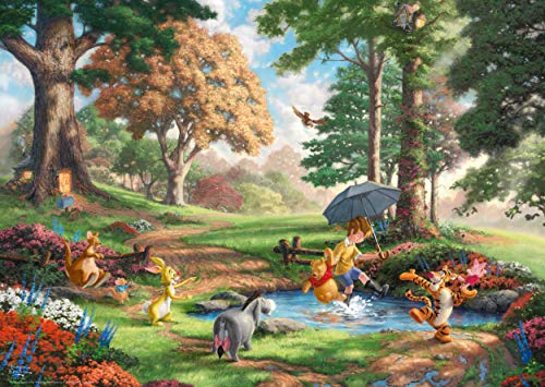 Disney Winnie The Pooh Puzzle 1000 Teile 0 0