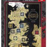 Educa Borras 17113 1000 Game Of Thrones 0