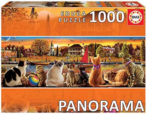 Educa En El Embarcadero Panorama Puzzle Colore Vario 18001 0