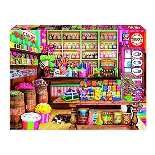 Educa Puzzle Colore Vario 171040 0