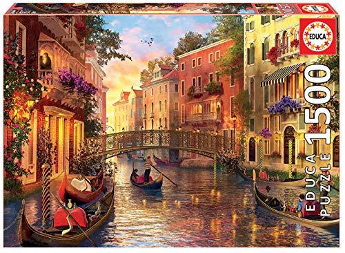 Educa Puzzle Colore Various 171240 0