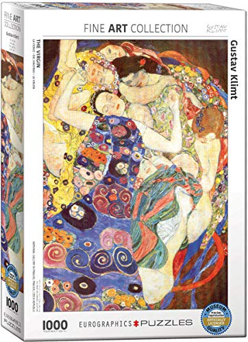 Eurographics 03693 Klimt La Vergine Puzzle 1000 Pezzi 0