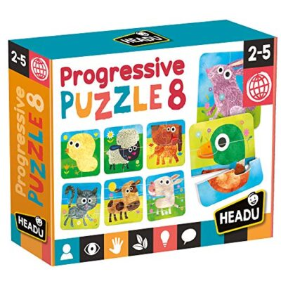 Headu Progressive Puzzle 8 Mu23936 0