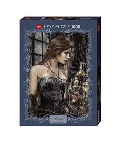 Heye 29198 Veleno Victoria Frances Puzzle 1000 Pezzi 0