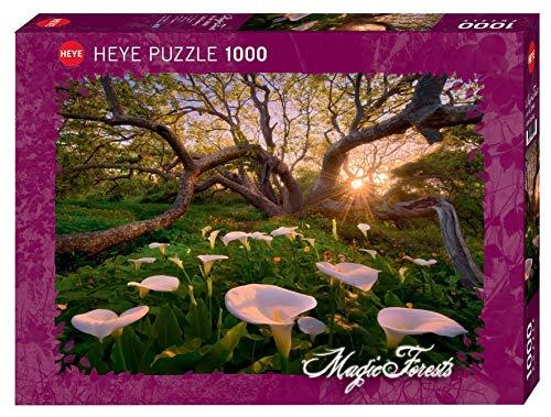 Heye Puzzle Calla Clearing Standard 1000 Pezzi Multicolore 29906 0