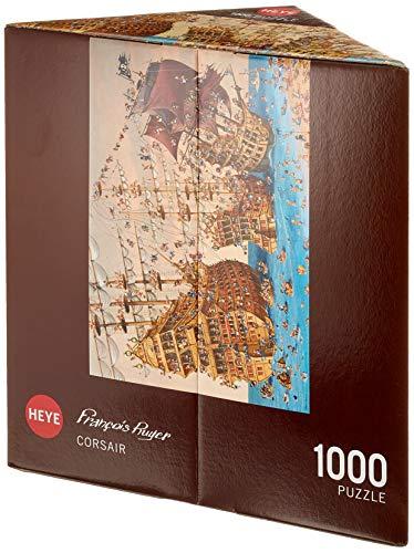 Heye Puzzle Corsari 1000 Pezzi Multicolore 29570 0