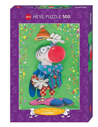 Heye Puzzle Grazie 500 Pezzi Standard Multicolore 29911 0