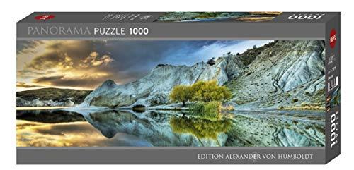 Heye Puzzle Panoramico Blue Lake 1000 Pezzi Multicolore 29715 0