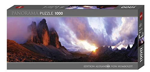 Heye Puzzle Panoramico Humboldt 3 Peaks 1000 Pezzi Vd 29770 0