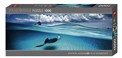 Heye Puzzle Razza Panoramico 1000 Pezzi Multicolore 29470 0