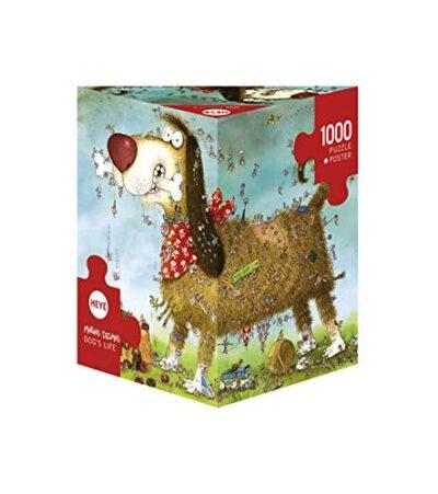 Heye Puzzle Vita Da Cani 1000 Pezzi Multicolore 29491 0