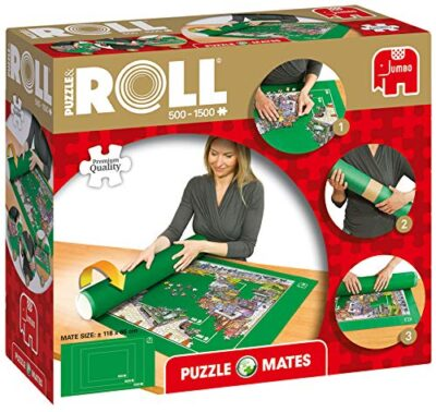 Jumbo 617690 Mates Puzzle Roll 1500 Pezzi 0