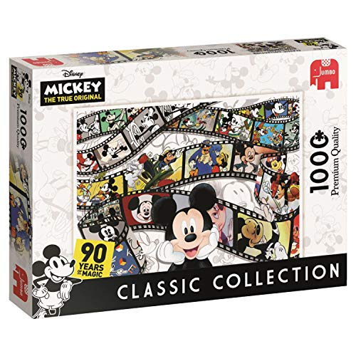 Jumbo Pix Collection Mickey Mouse 90th Anniversary Puzzle Multicolore 19493 0
