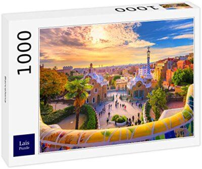 Lais Puzzle Barcellona 1000 Pezzi 0