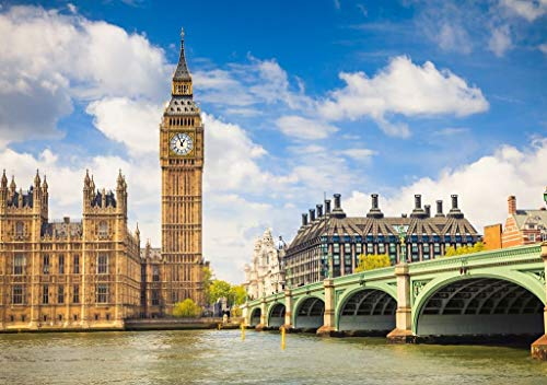 Lais Puzzle Big Ben E Parlamento Londra 500 Pezzi 0 0