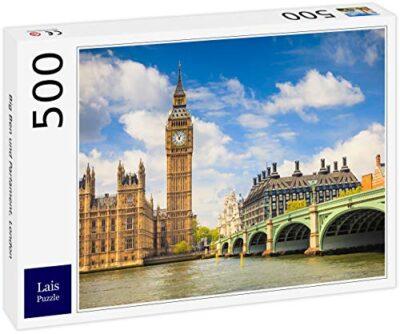 Lais Puzzle Big Ben E Parlamento Londra 500 Pezzi 0