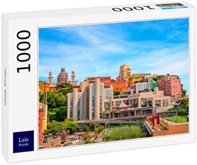 Lais Puzzle Genova Italia 1000 Pezzi 0