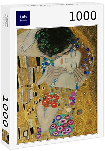 Lais Puzzle Gustav Klimt Il Bacio Dettaglio 1000 Pezzi 0