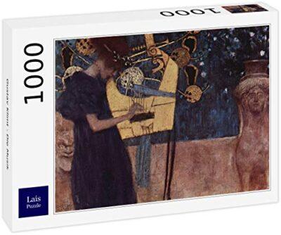 Lais Puzzle Gustav Klimt La Musica 1000 Pezzi 0