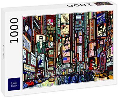 Lais Puzzle New York 1000 Pezzi 0