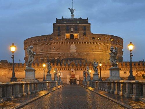Lais Puzzle Ponte E Castel Santangelo Roma 1000 Pezzi 0 0