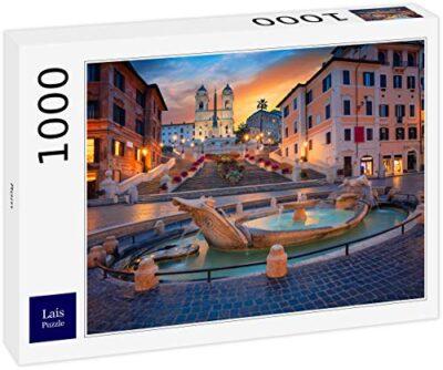 Lais Puzzle Roma 1000 Pezzi 0