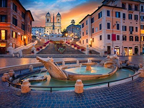 Lais Puzzle Roma 500 Pezzi 0 0