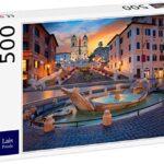 Lais Puzzle Roma 500 Pezzi 0