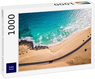 Lais Puzzle Spiaggia Di Corralejo Fuerteventura Isole Canarie 1000 Pezzi 0