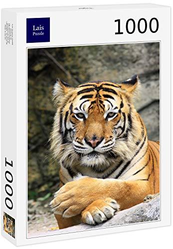 Lais Puzzle Tiger 1000 Pezzi 0