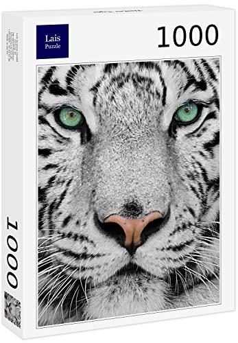 Lais Puzzle Tigre Bianca 1000 Pezzi 0